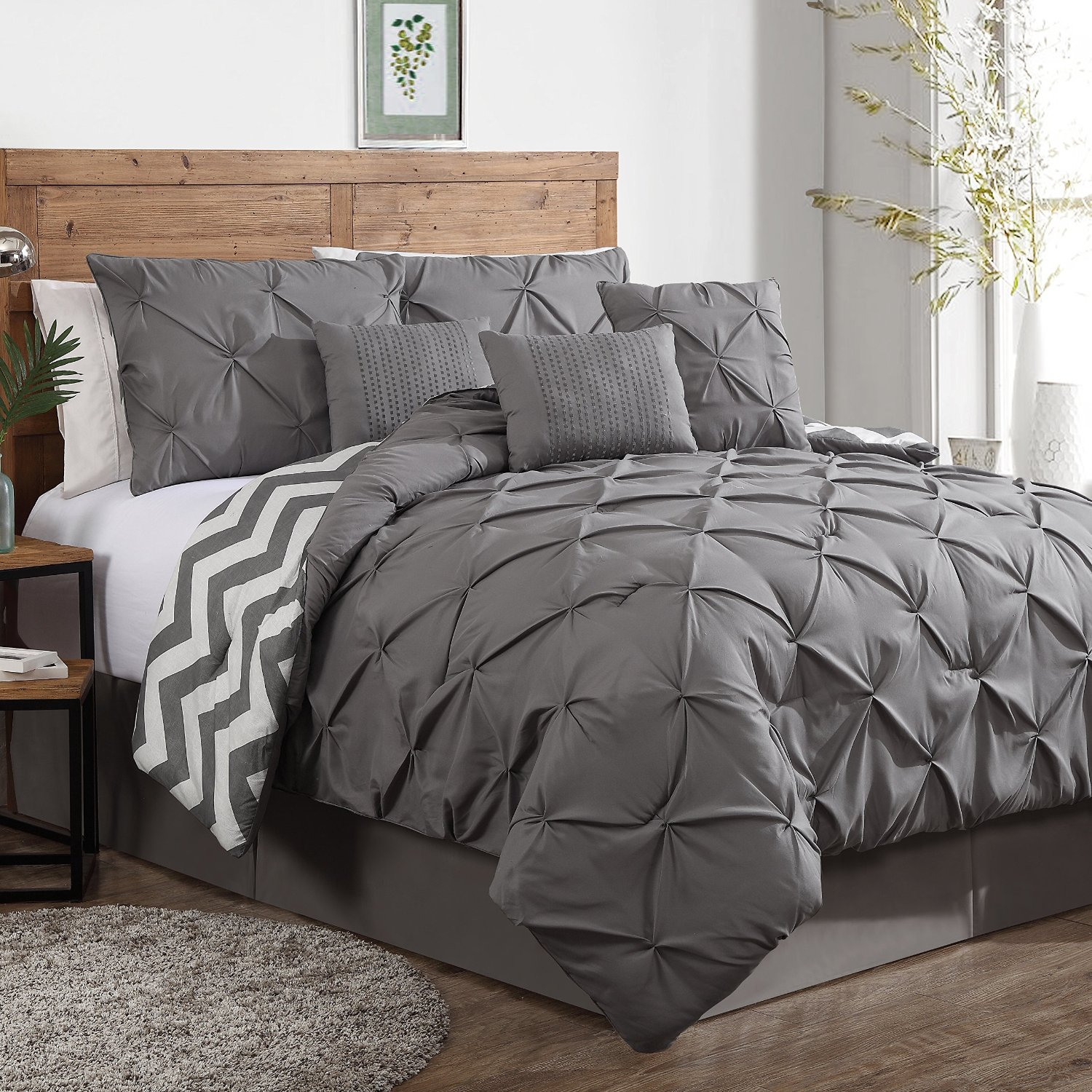 Best comforters sets for bedroom design with queen comforter sets