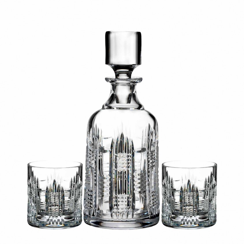 Best Decanter Set For Dining Sets Ideas With Crystal Decanter Set