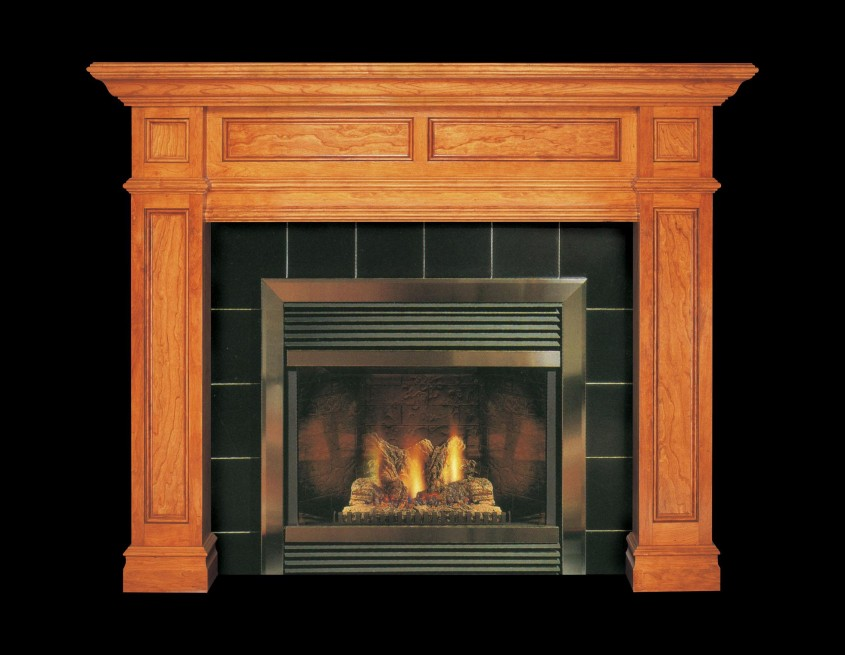 Best Fireplace Mantle For Interior Living Room With Electric Fireplace With Mantle