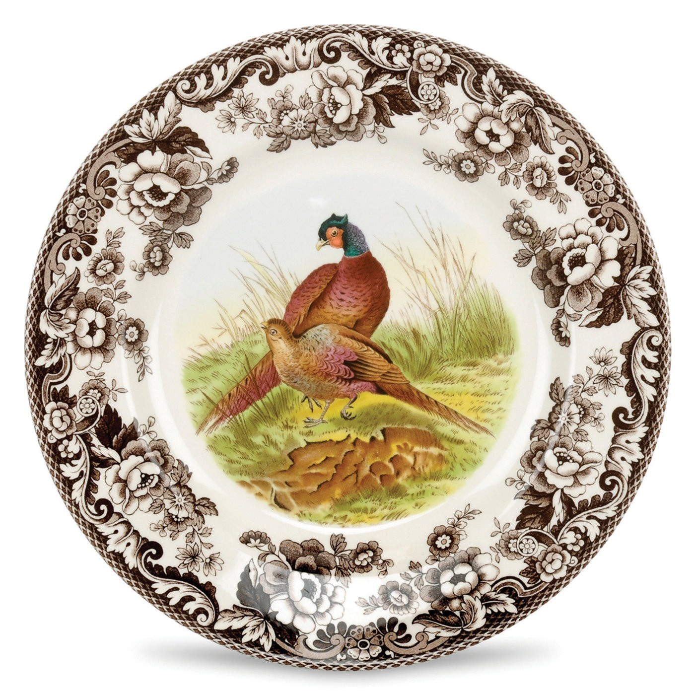 Best spode woodland for dining room with spode woodland dinner plates
