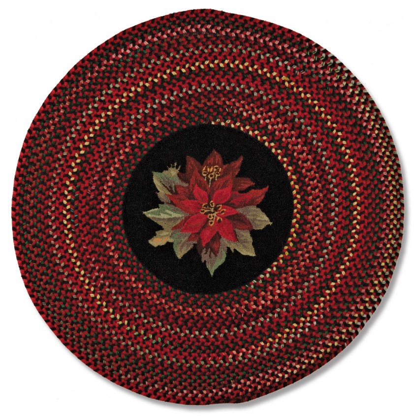 Breathtaking Braided Rug For Floorings And Rugs Ideas With Round Braided Rugs And Braided Area Rugs