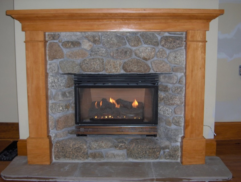 Breathtaking Fireplace Mantle For Interior Living Room With Electric Fireplace With Mantle