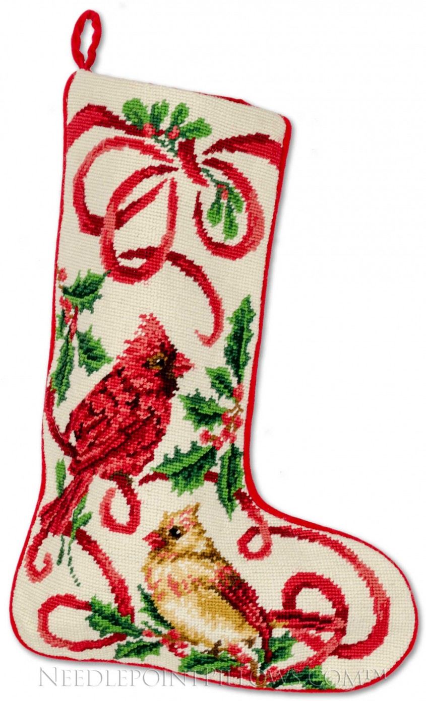 Breathtaking Personalized Needlepoint Christmas Stockings For Christmas Decorating Ideas With Needlepoint Christmas Stockings Personalized