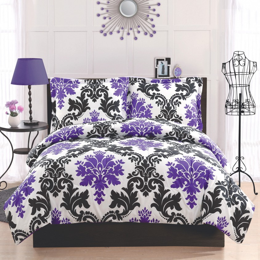 Brilliant Damask Bedding For Bed Decorating Ideas With Damask Bedding Set And Damask Crib Bedding