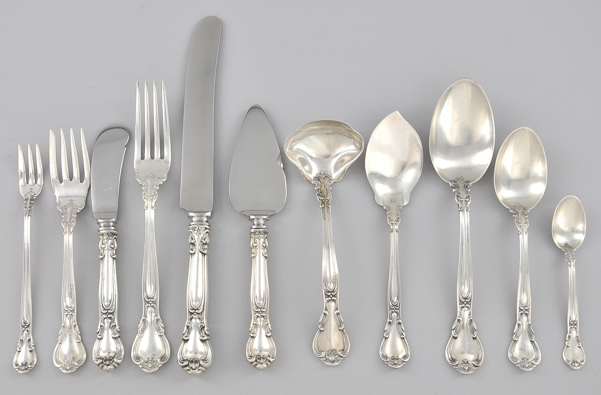 Brilliant gorham silver for kitchen and dining sets with gorham silver patterns
