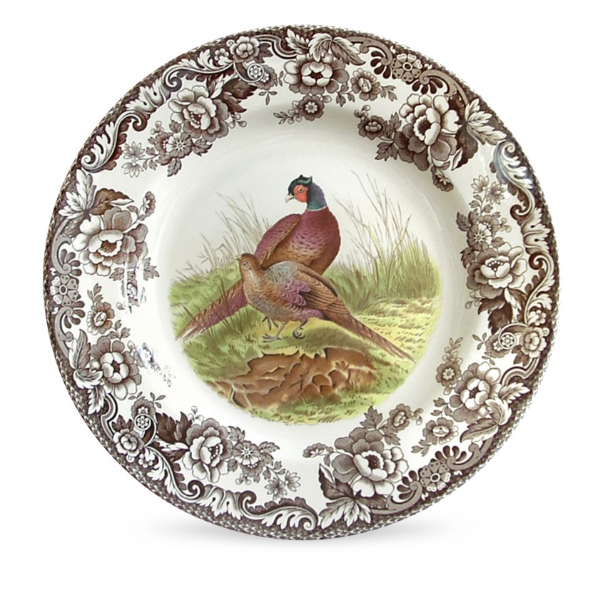 Brilliant Spode Woodland For Dining Room With Spode Woodland Dinner Plates