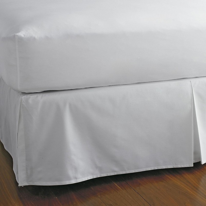 Captivating Bedskirts For Bedroom With Daybed Bedskirt