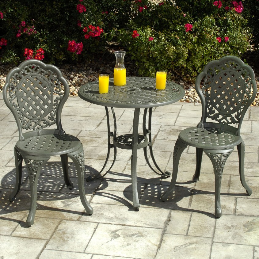 Captivating Bistro Table And Chairs For Home Furniture Ideas With Outdoor Bistro Table And Chairs