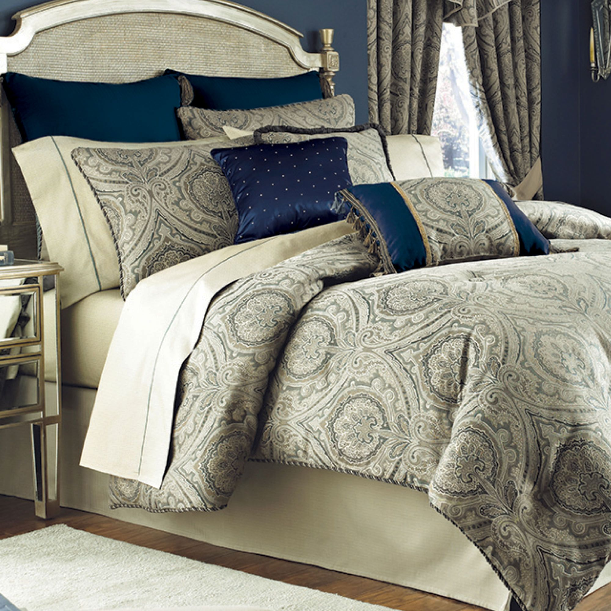 Captivating comforters sets for bedroom design with queen comforter sets