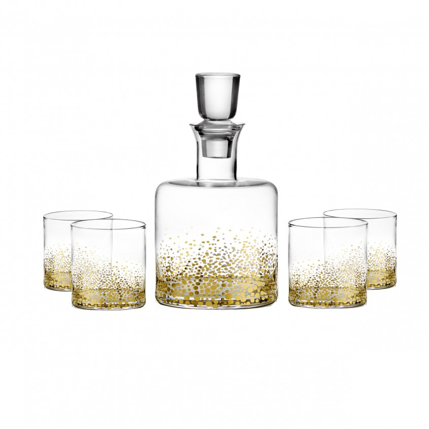 Captivating Decanter Set For Dining Sets Ideas With Crystal Decanter Set