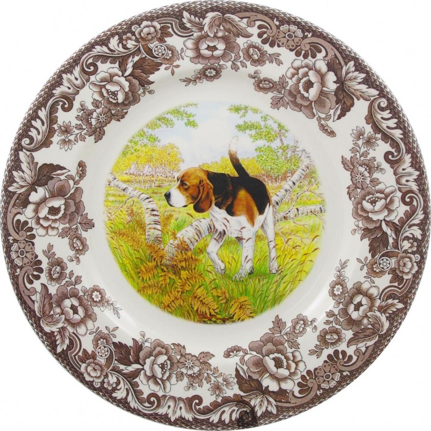 Captivating Spode Woodland For Dining Room With Spode Woodland Dinner Plates
