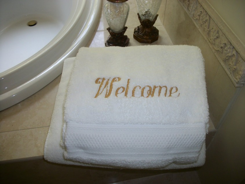 Charming Monogrammed Towels For Bathroom Ideas With Monogrammed Bath Towels