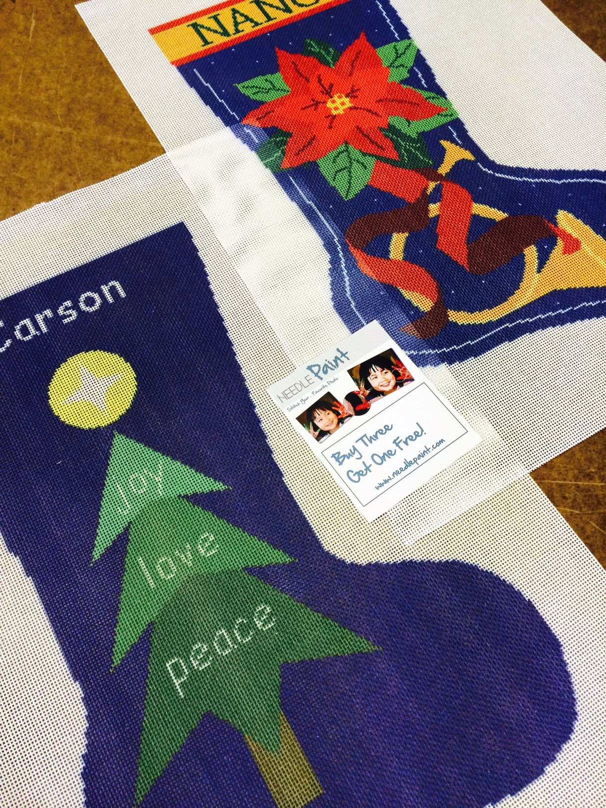 Charming personalized needlepoint christmas stockings for christmas decorating ideas with needlepoint christmas stockings personalized