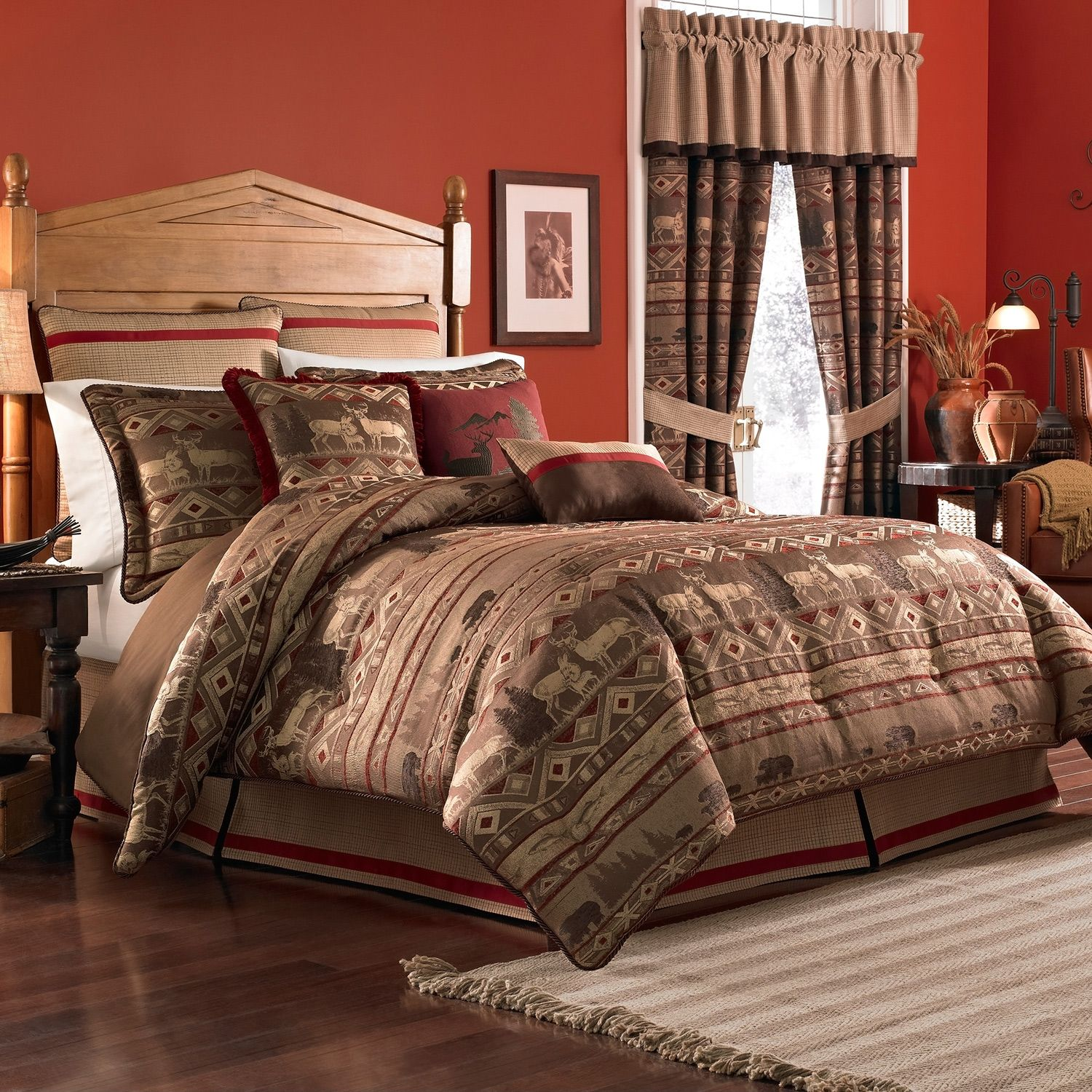 Charming queen size comforter sets for bedroom design with cheap queen size comforter sets