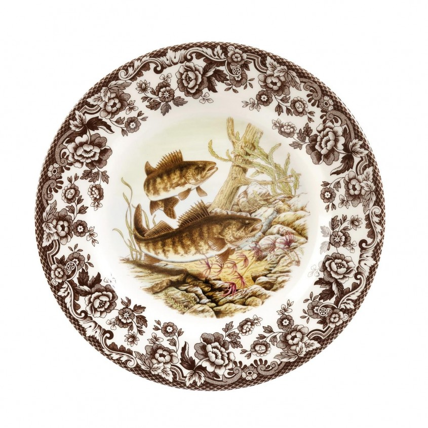 Charming Spode Woodland For Dining Room With Spode Woodland Dinner Plates