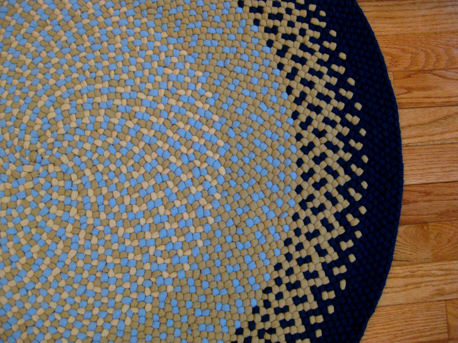 Chic braided rug for floorings and rugs ideas with round braided rugs and braided area rugs