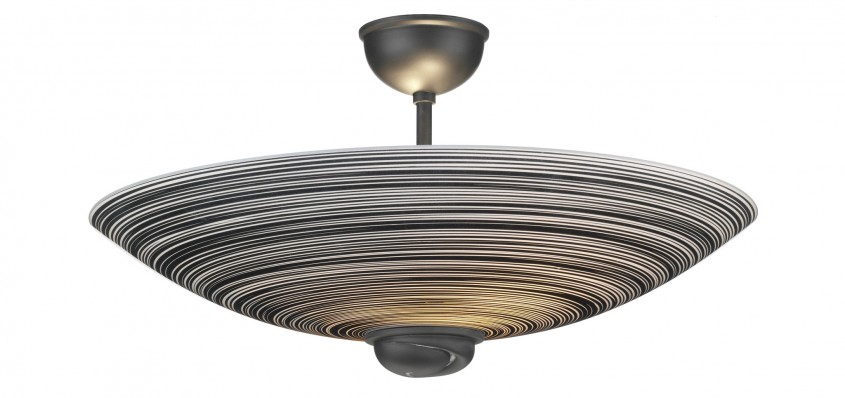 Chic Semi Flush Ceiling Light For Home Lighting Design With Brushed Nickel Semi Flush Ceiling Light