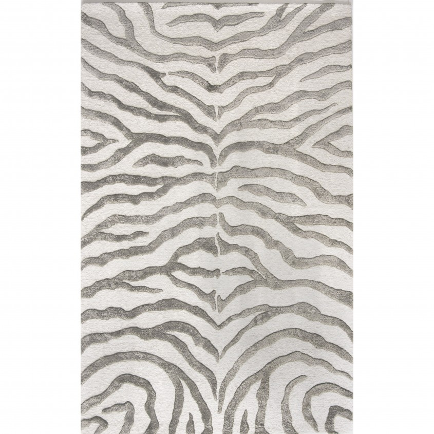 Chic Zebra Rug For Floorings And Rugs Ideas With Zebra Skin Rug