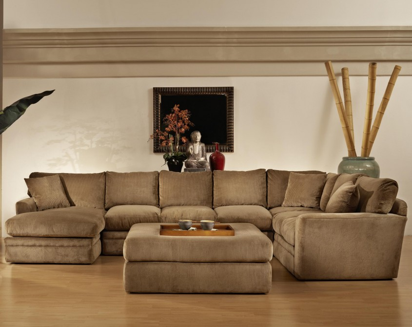 Classy Sofa Sectionals For Home Interior Design With Leather Sectional Sofa And Sectional Sleeper Sofa