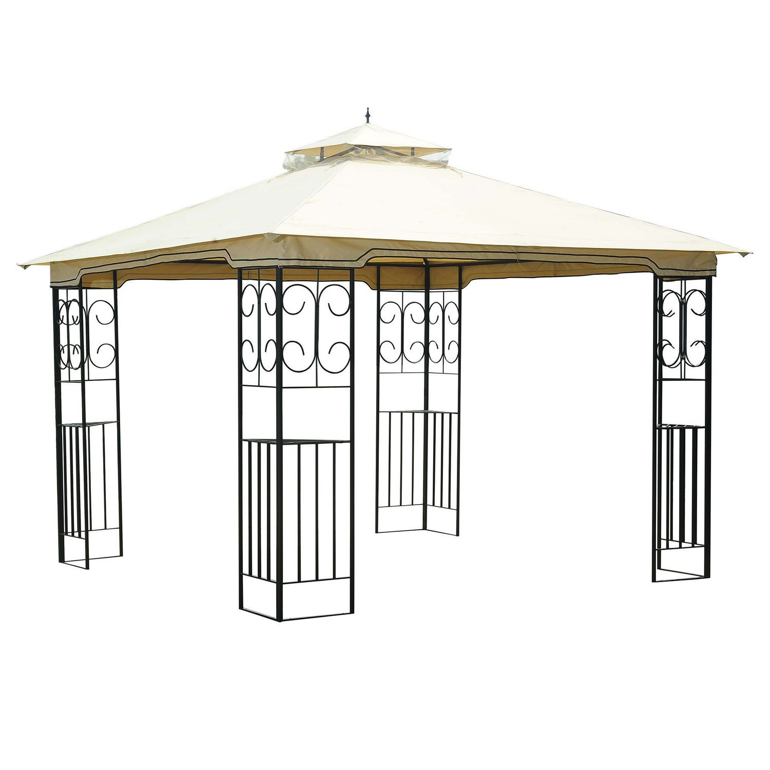 Classy sunjoy gazebo for garden ideas with sunjoy hardtop gazebo and sunjoy grill gazebo