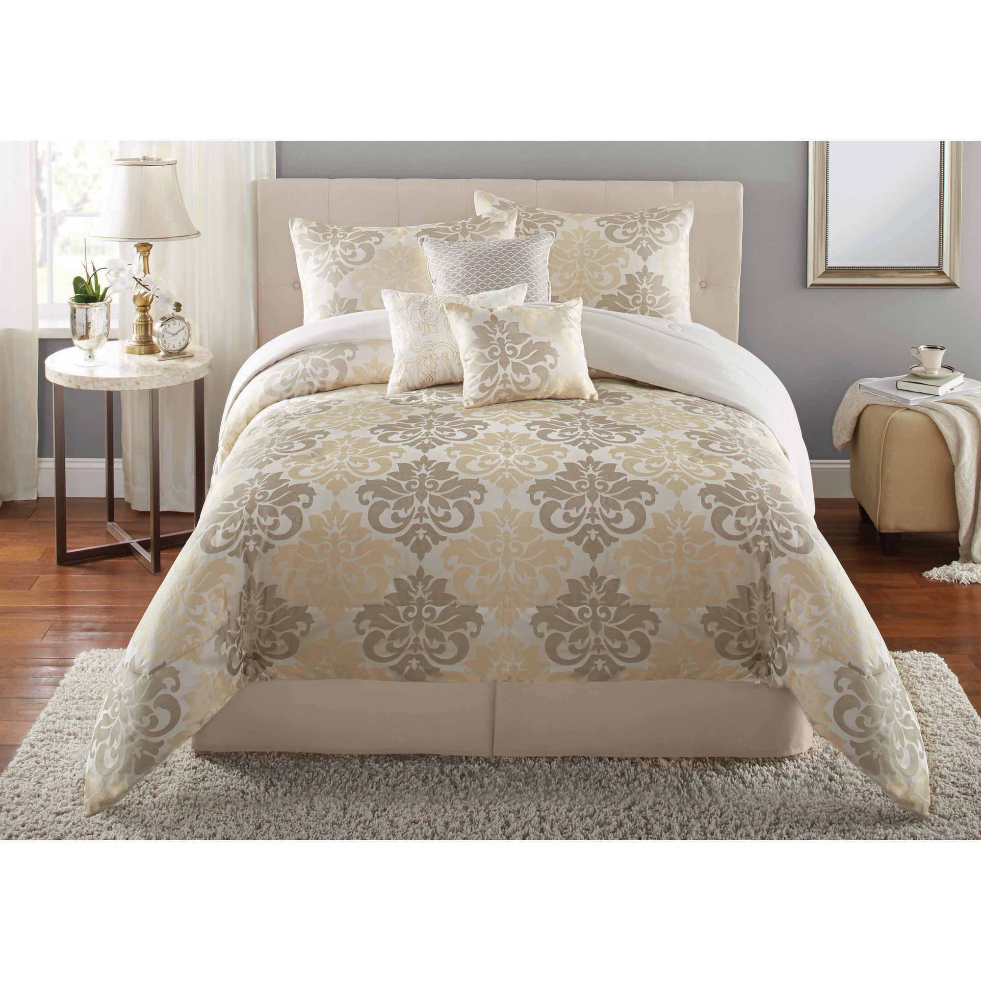 Comfy damask bedding for bed decorating ideas with damask bedding set and damask crib bedding