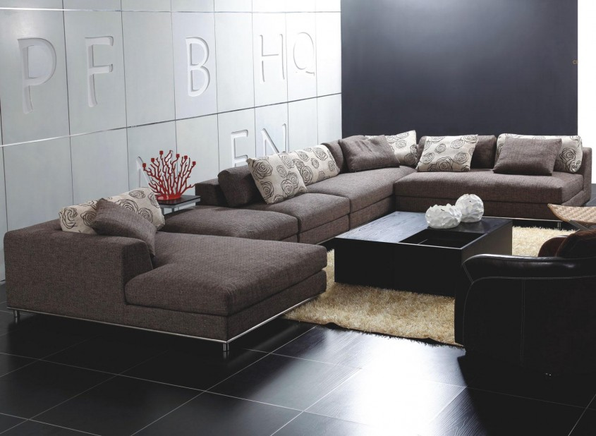 Comfy Sofa Sectionals For Home Interior Design With Leather Sectional Sofa And Sectional Sleeper Sofa
