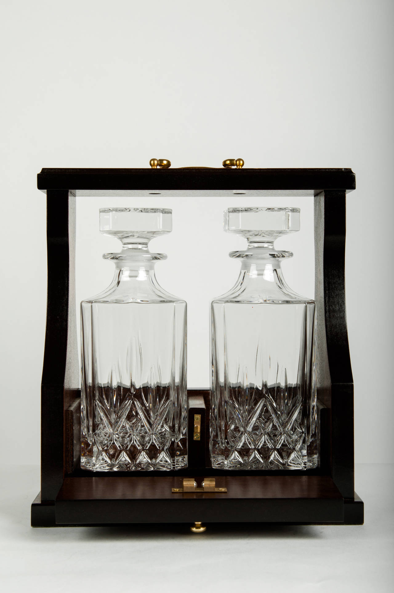 Cool decanter set for dining sets ideas with crystal decanter set