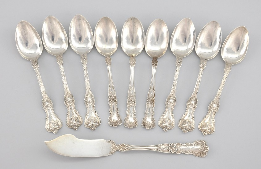 Cool Gorham Silver For Kitchen And Dining Sets With Gorham Silver Patterns