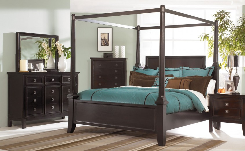 Creative King Canopy Bed For Classic Bedroom Ideas With King Size Canopy Bed