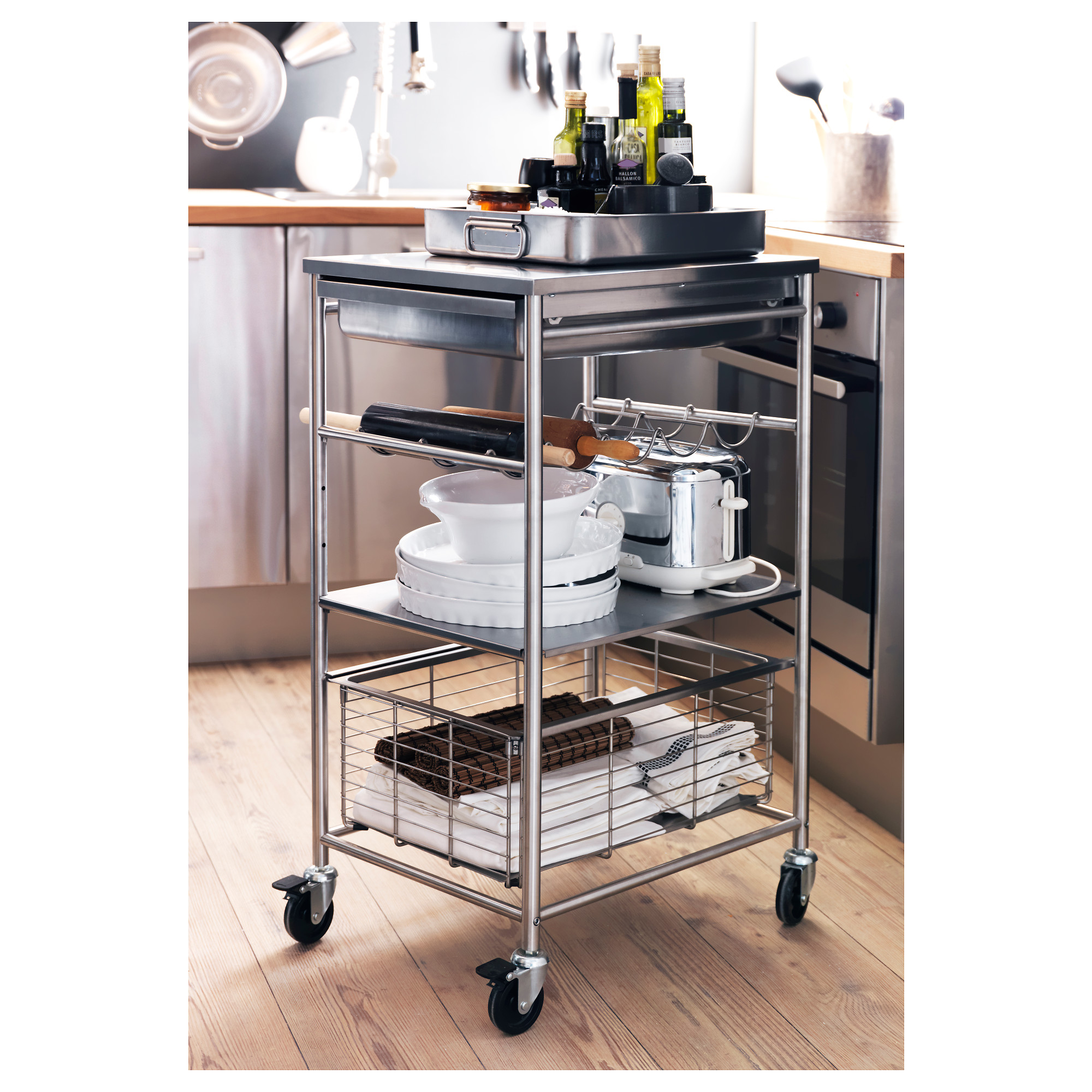 Creative microwave cart ikea for kitchen with microwave cart with storage ikea