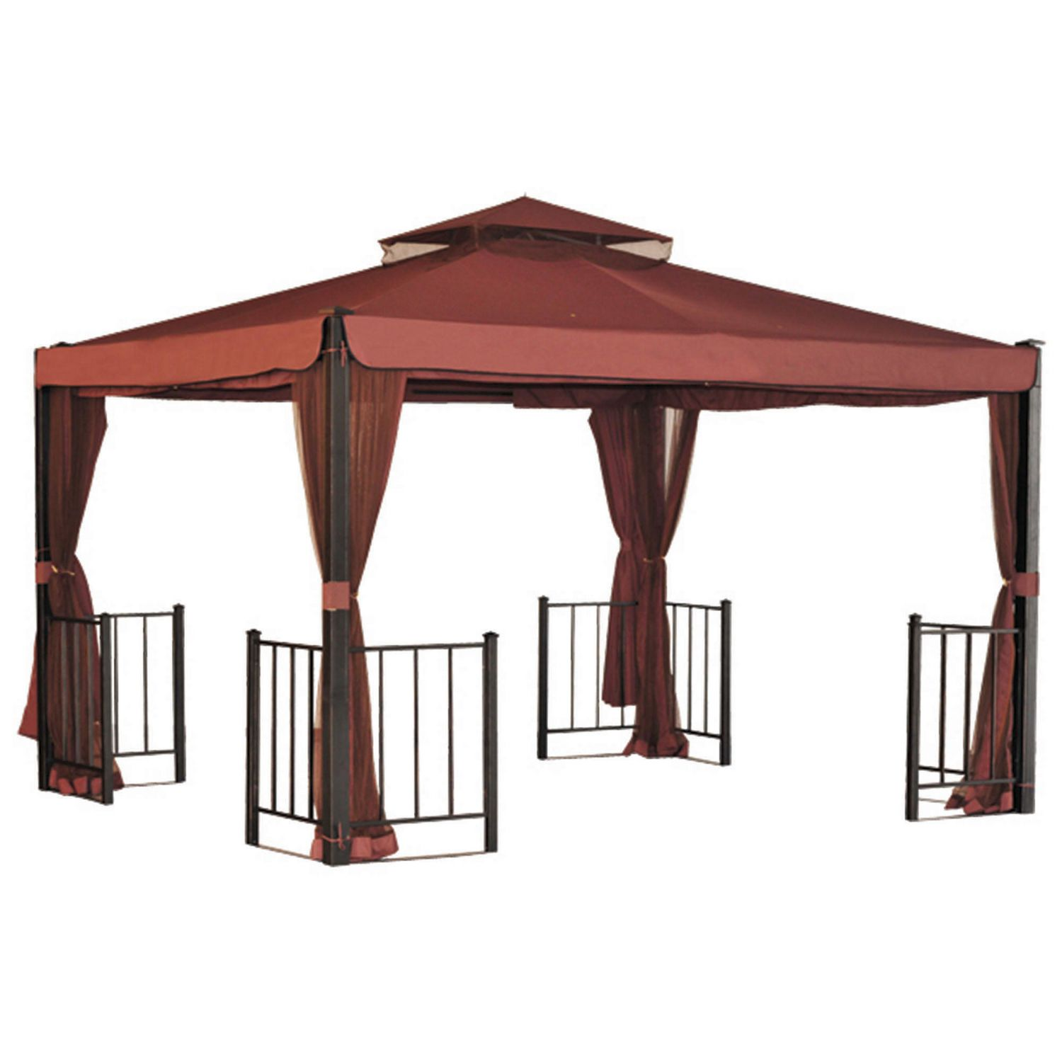 Creative sunjoy gazebo for garden ideas with sunjoy hardtop gazebo and sunjoy grill gazebo