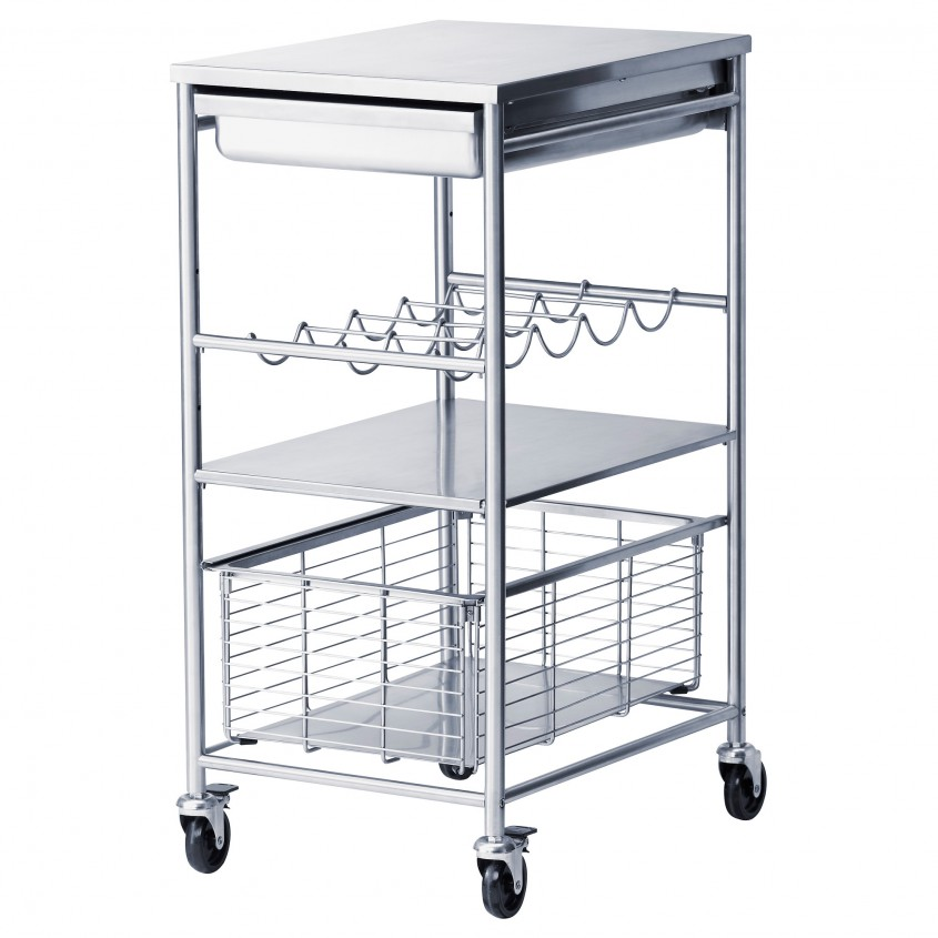 Cute Microwave Cart Ikea For Kitchen Furniture Design With Microwave Cart With Storage Ikea