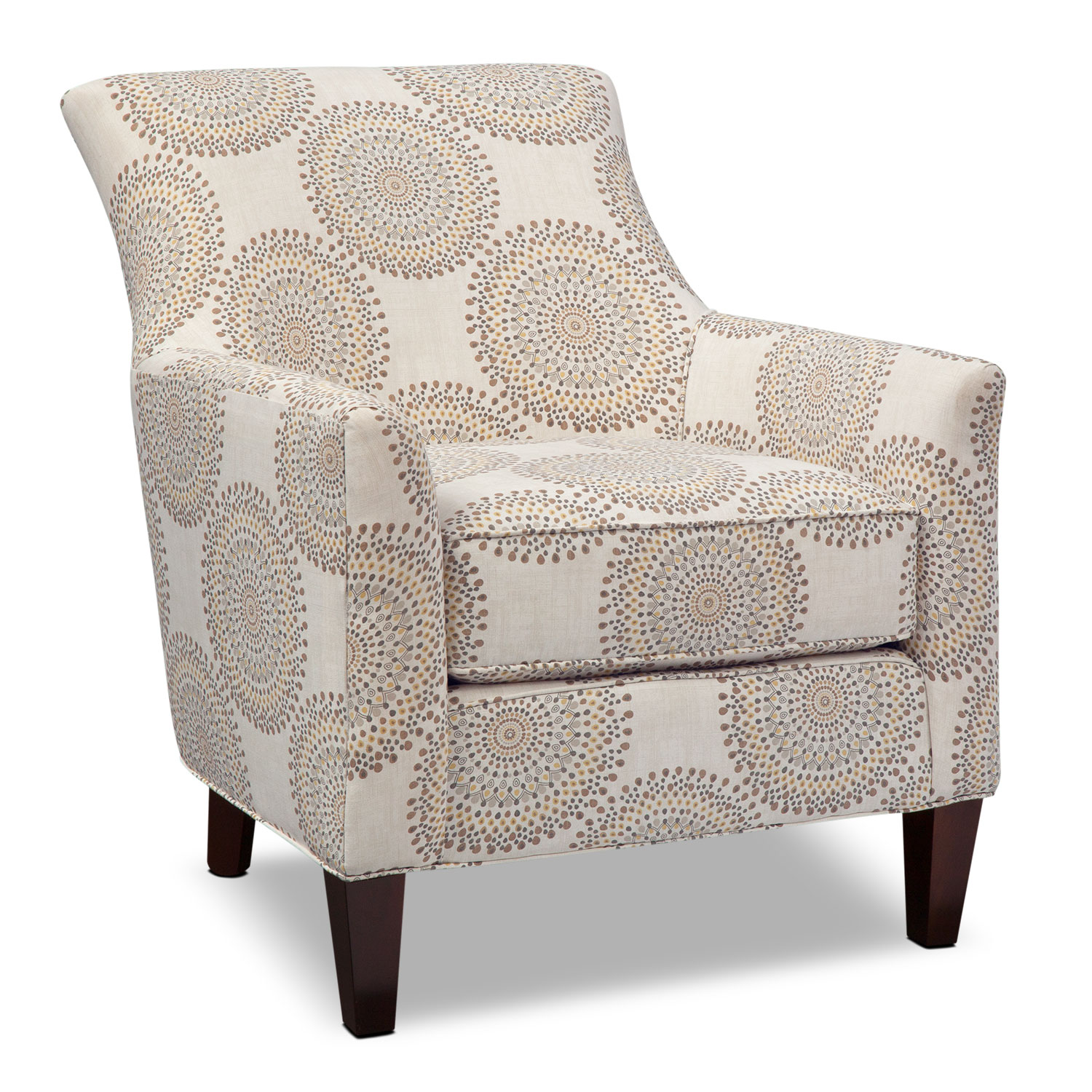 Cozy Accent Chair for Home Furniture Ideas: Dazzling Accent Chair For Home Furniture Ideas With Accent Chairs With Arms And Accent Chairs For Living Room