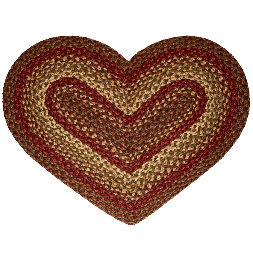 Dazzling Braided Rug For Floorings And Rugs Ideas With Round Braided Rugs And Braided Area Rugs