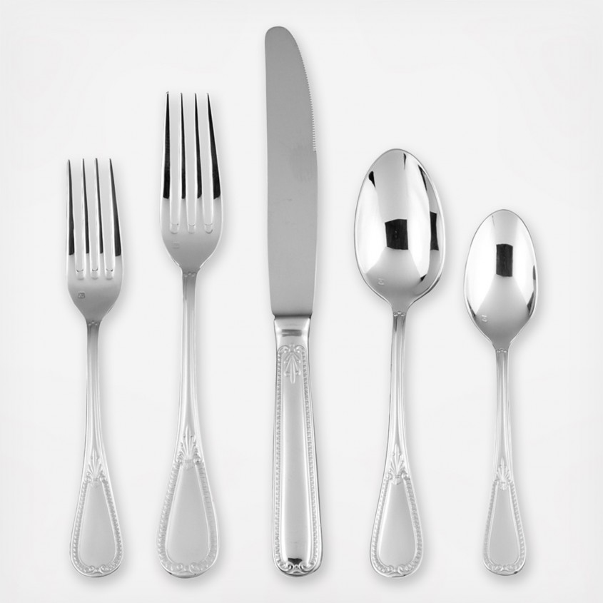 Dazzling Fortessa Flatware For Kitchen And Dining Sets With Fortessa Silverware