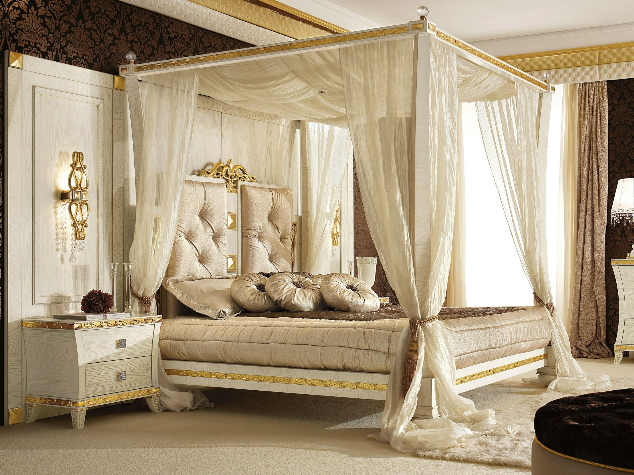 Dazzling king canopy bed for classic bedroom ideas with king size canopy bed