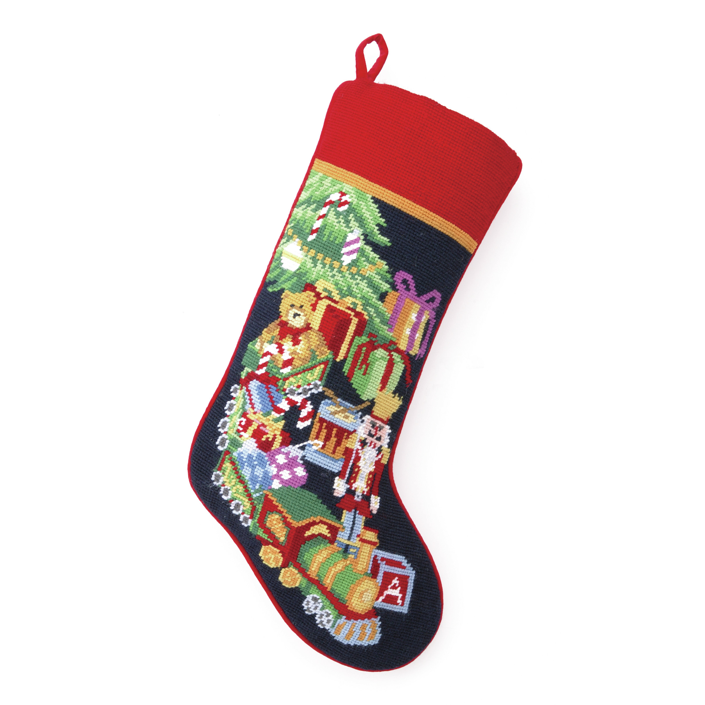 Dazzling personalized needlepoint christmas stockings for christmas decorating ideas with needlepoint christmas stockings personalized