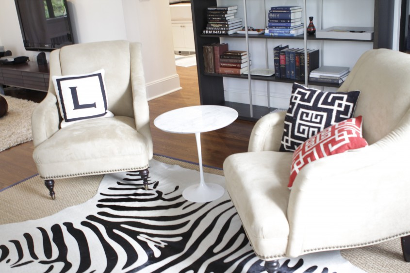 Dazzling Zebra Rug For Floorings And Rugs Ideas With Zebra Skin Rug