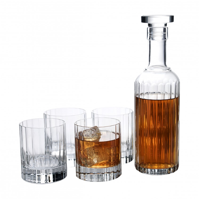 Elegant Decanter Set For Dining Sets Ideas With Crystal Decanter Set