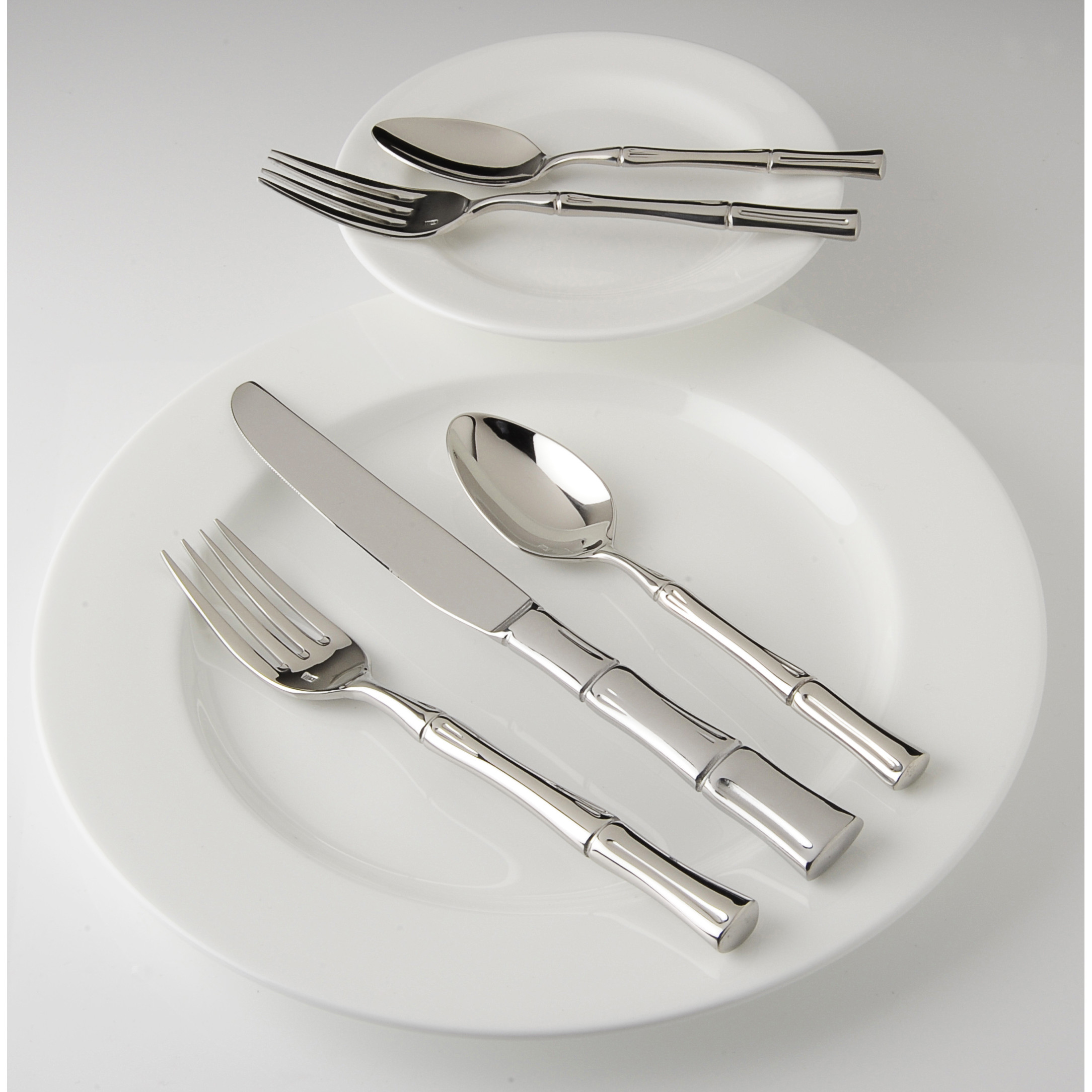 Elegant fortessa flatware for kitchen and dining sets with fortessa silverware