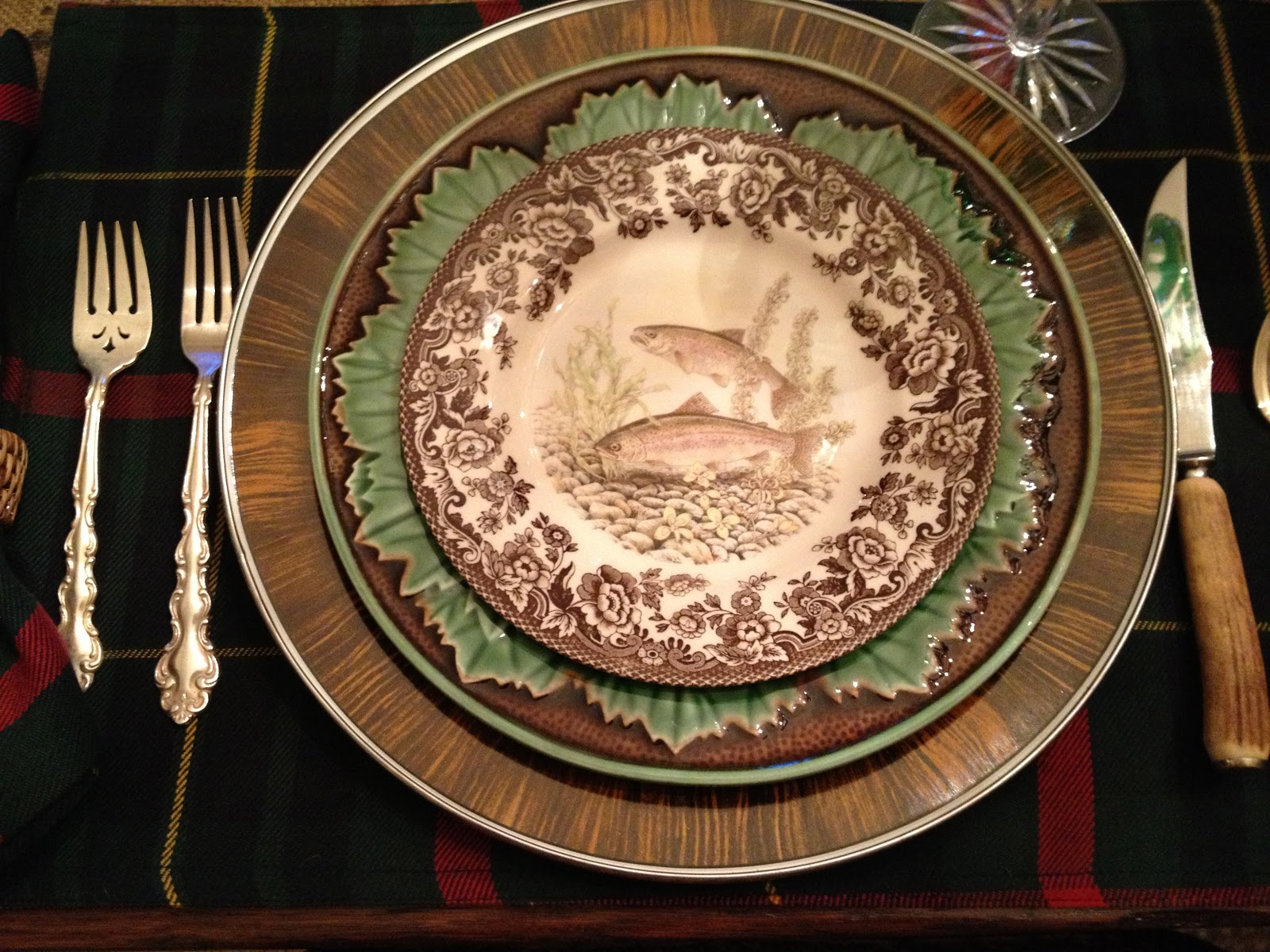 Excellent spode woodland for dining room with spode woodland dinner plates