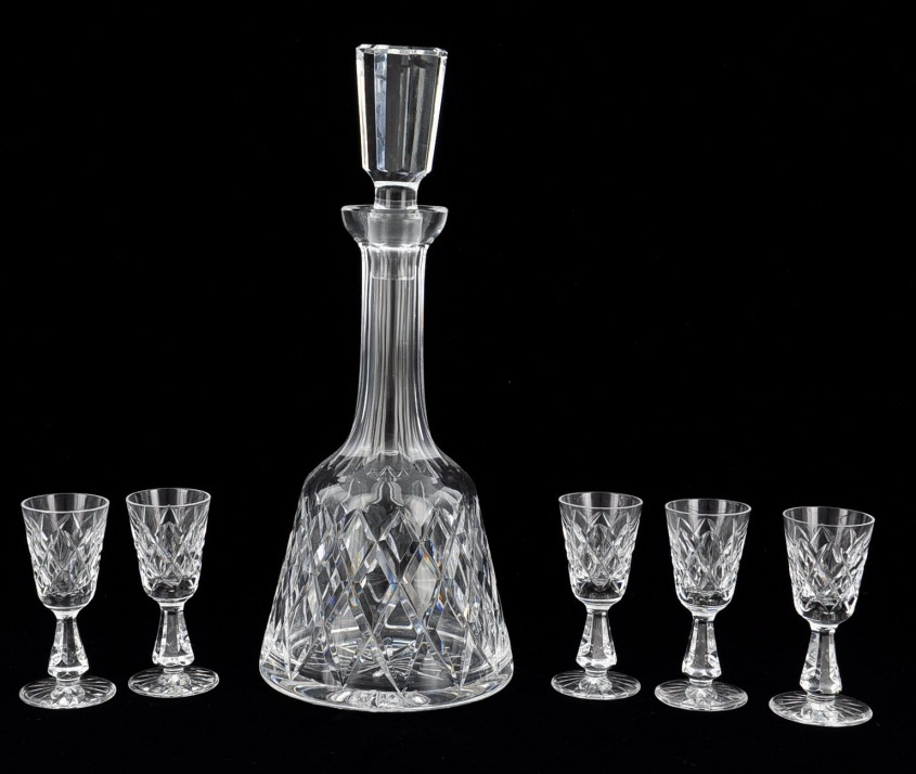Excellent Waterford Crystal Patterns For Dining Sets Ideas With Waterford Crystal Glass Patterns