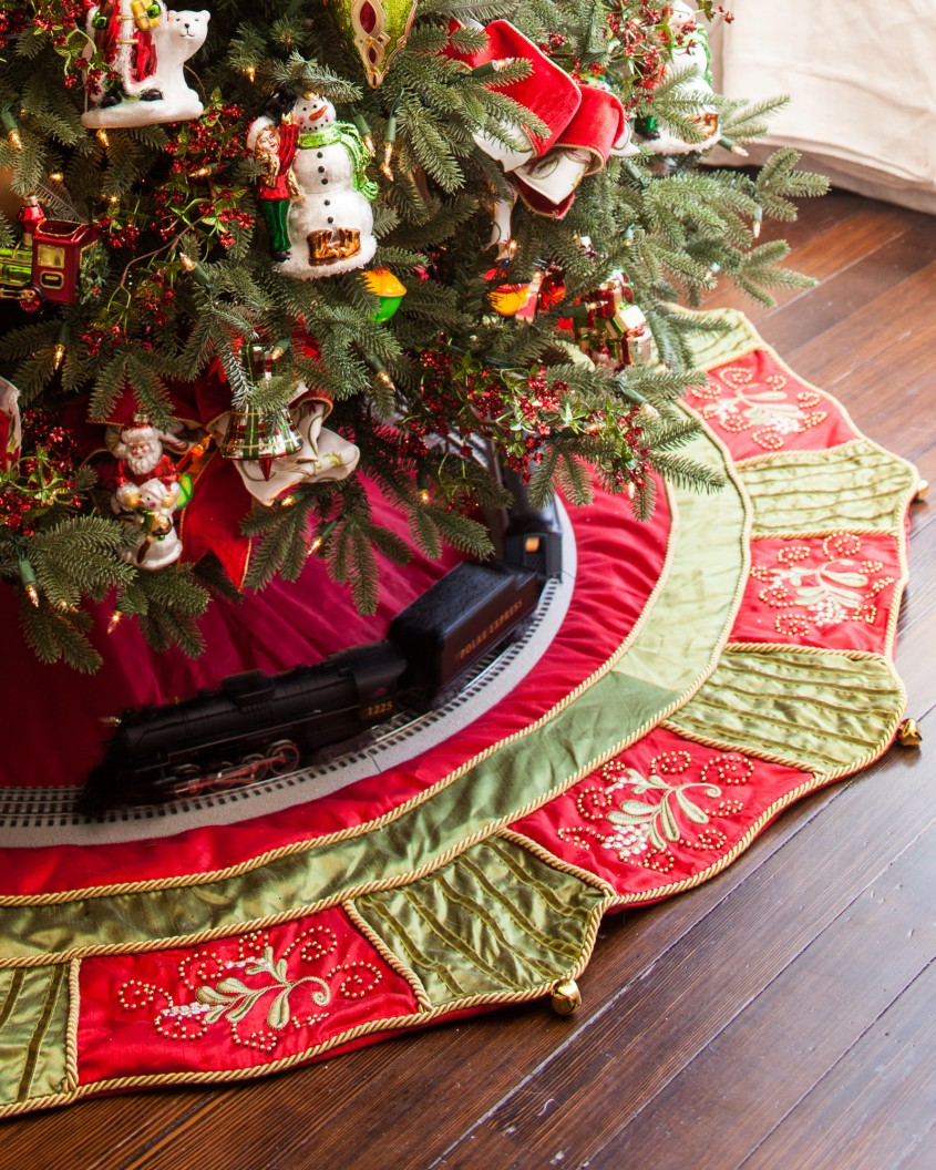 Exciting Christmas Tree Skirts For Christmas Ideas With Christmas Tree Skirt Pattern