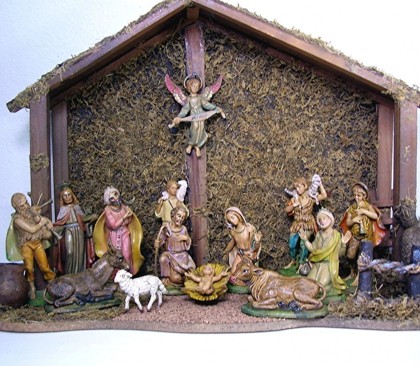 Exciting Fontanini For Furniture Accessories Ideas With Fontanini Nativity Sets
