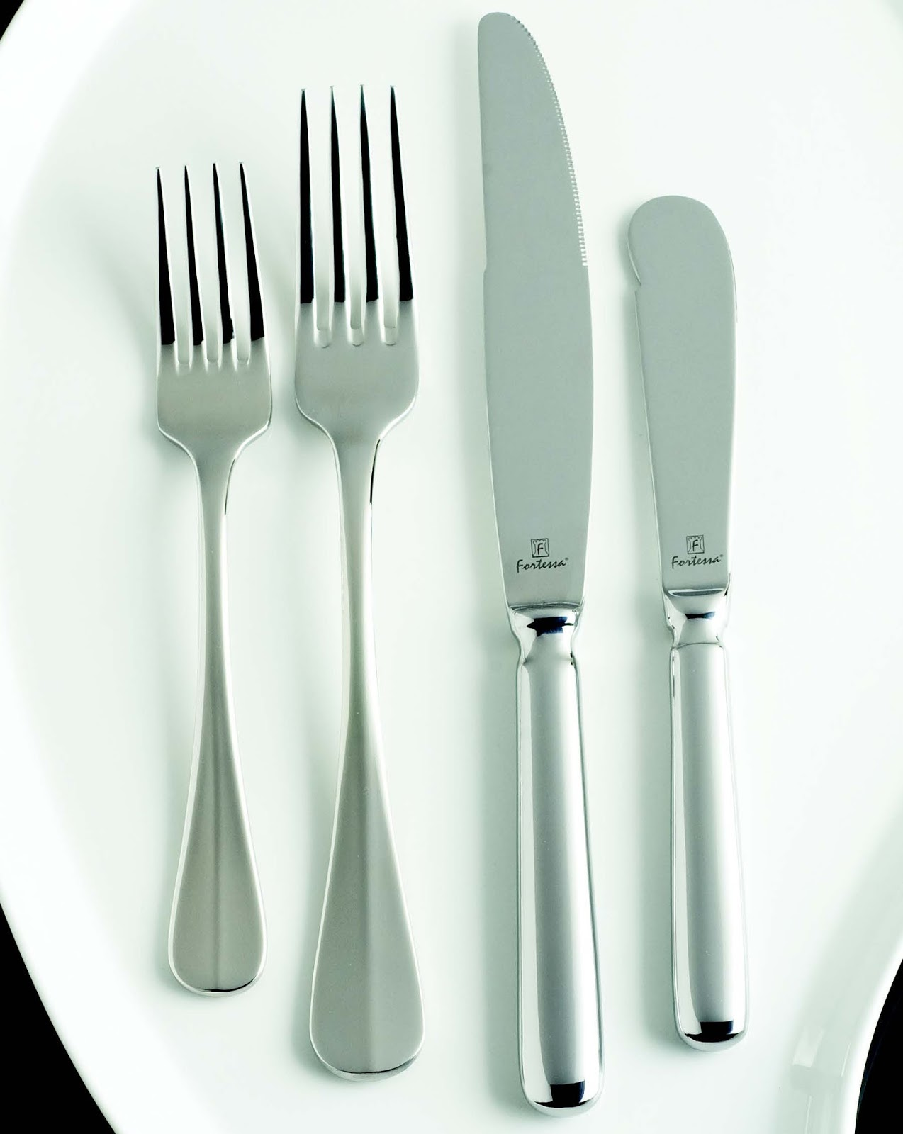 Exciting fortessa flatware for kitchen and dining sets with fortessa silverware
