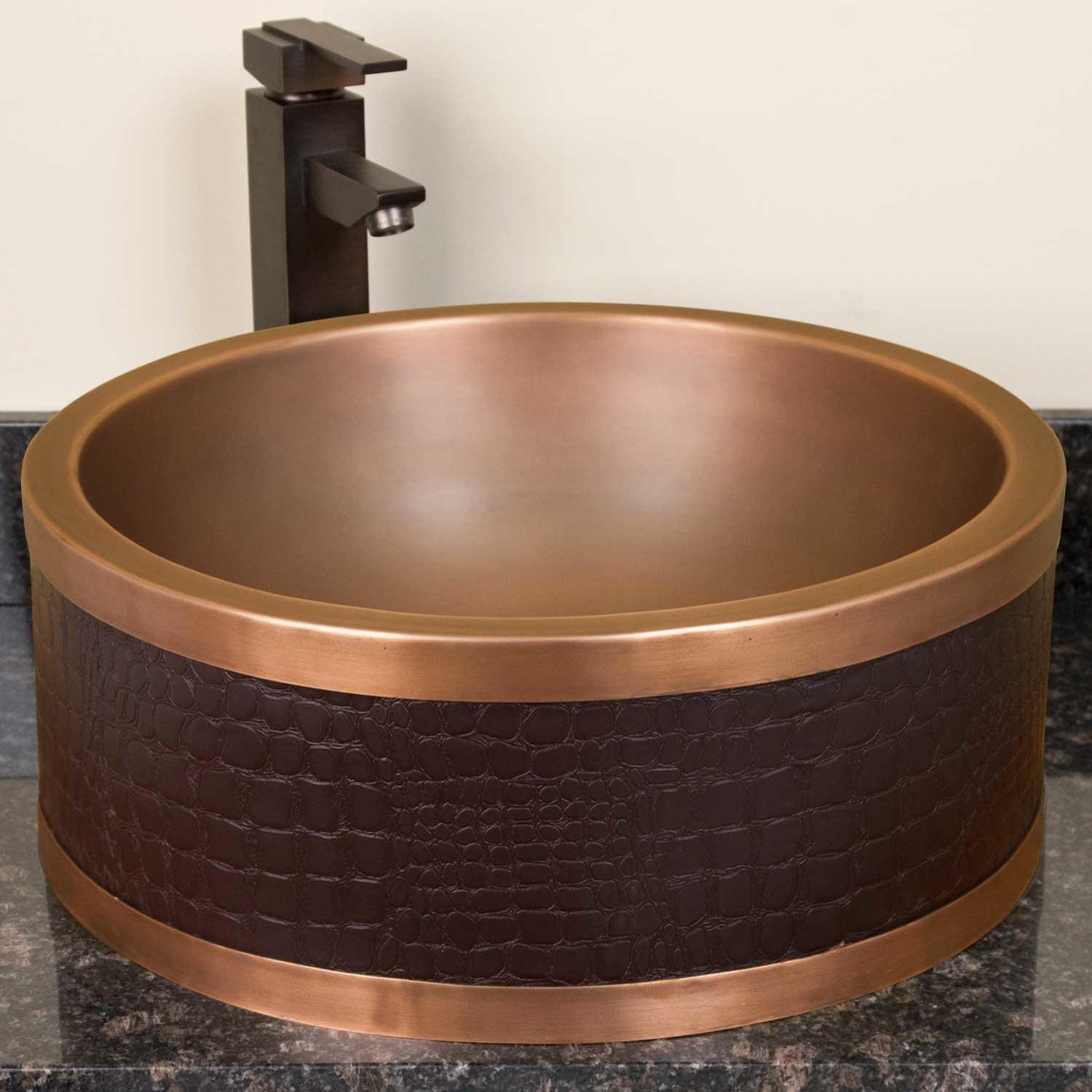 Exciting mirabelle sinks with Vessel Sinks Copper for bathroom with mirabelle undermount sink