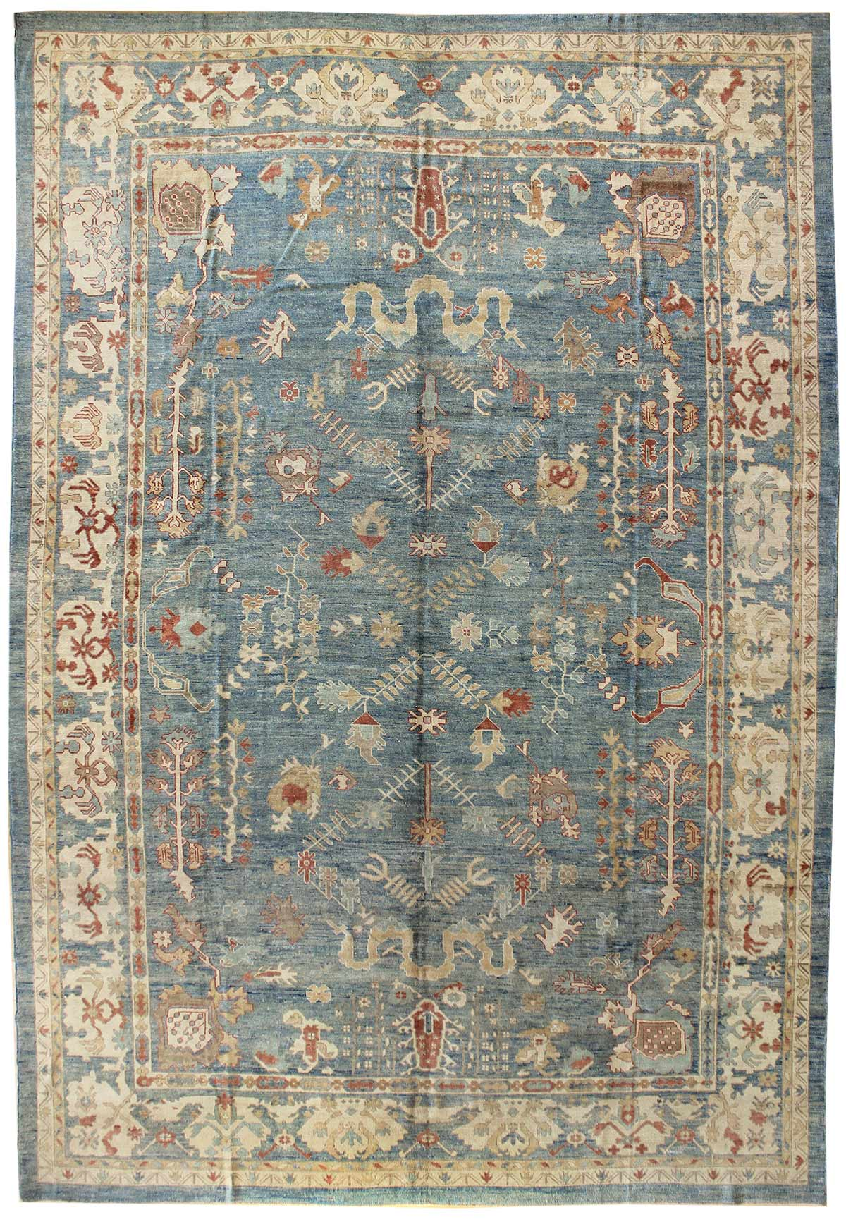 Exciting oushak rugs for floorings and rugs ideas with antique oushak rugs