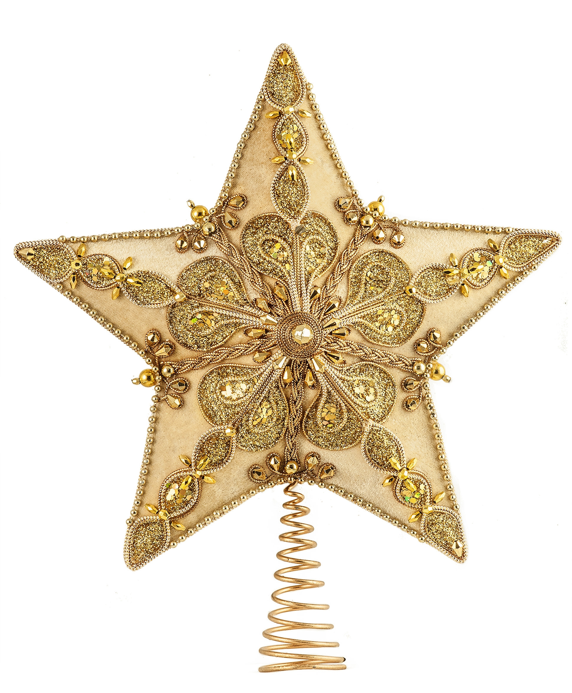 Exquisite christmas tree topper for christmas decorating ideas with unique christmas tree toppers