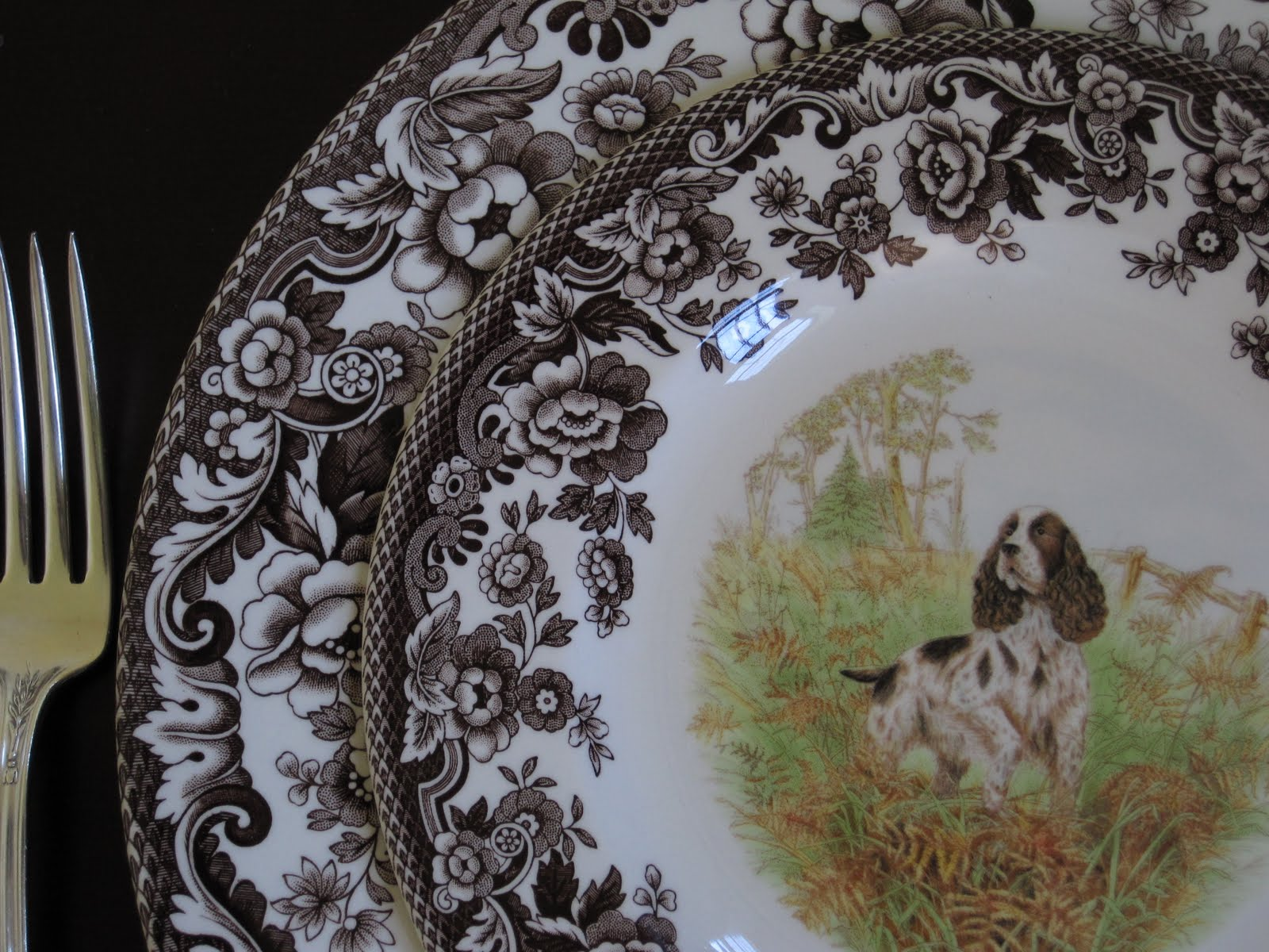 Exquisite spode woodland for dining room with spode woodland dinner plates