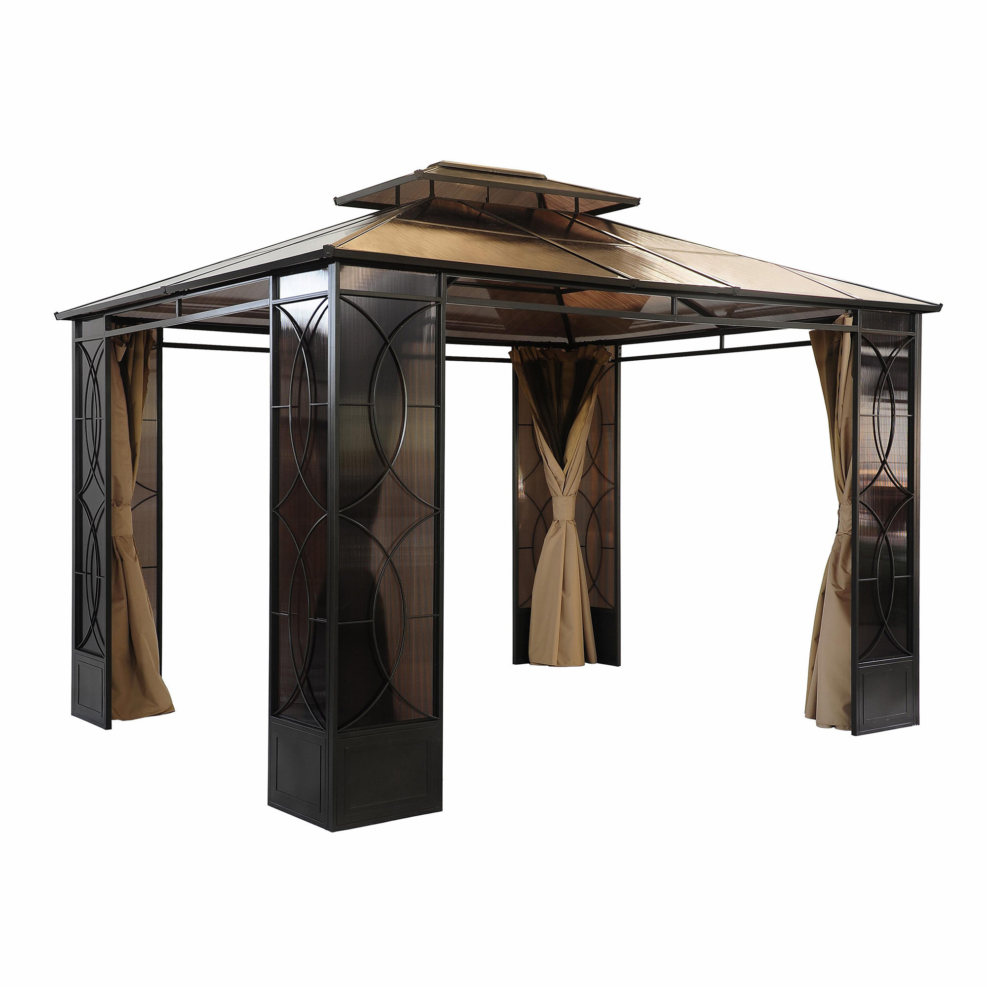 Exquisite sunjoy gazebo for garden ideas with sunjoy hardtop gazebo and sunjoy grill gazebo